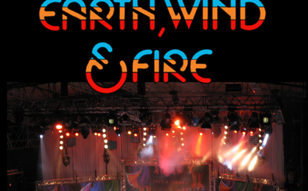 EARTH WIND & FIRE TRIBUTE - Paris Wonder Band