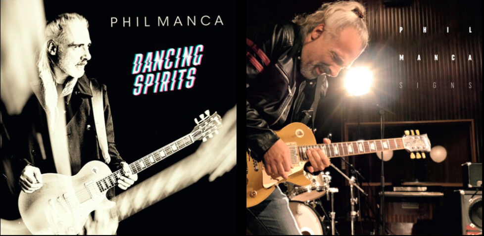 "PHIL MANCA ""SIGNS"" ALBUM CD/DIGITAL FORMAT LINKS"